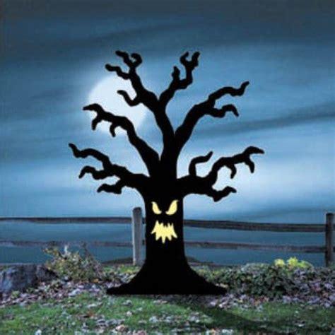 new halloween lawn art yard shadow silhouette quot spooky
