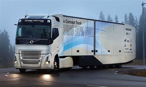2018 volvo semi truck volvo trucks will release all electric semi truck in 2019