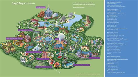 disney maps is it possible to the wdw map wdwmagic