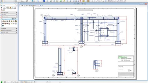 Easy To Use Floor Plan Software Reinforced Concrete Modeling And Detailing Software