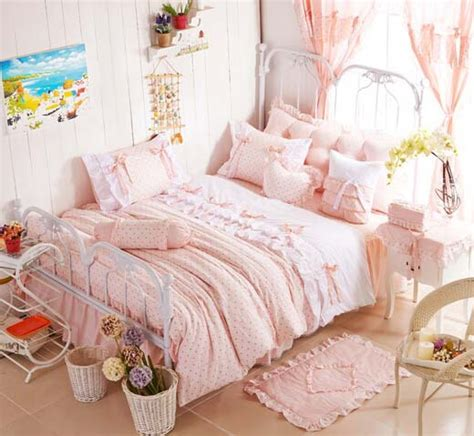 pink bedding bed pink bedding