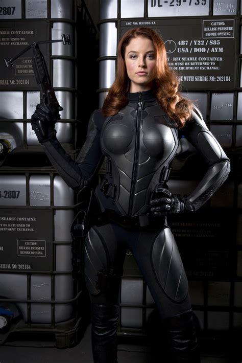 hot chick in gi joe g i joe the rise of cobra film tv tropes