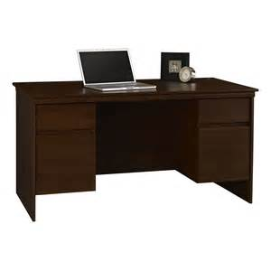 ameriwood resort cherry executive desk 9111207p