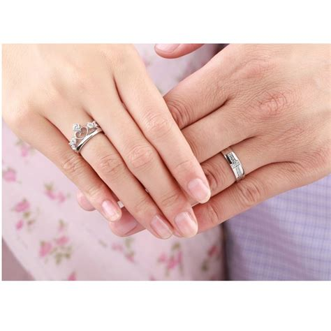 Wedding Ring Murah Jakarta by Rings Silver Crown Prince And Princess For