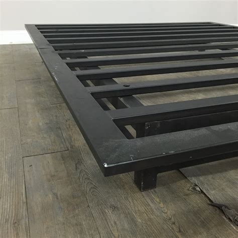 steel bed frame steel platform king bed frame