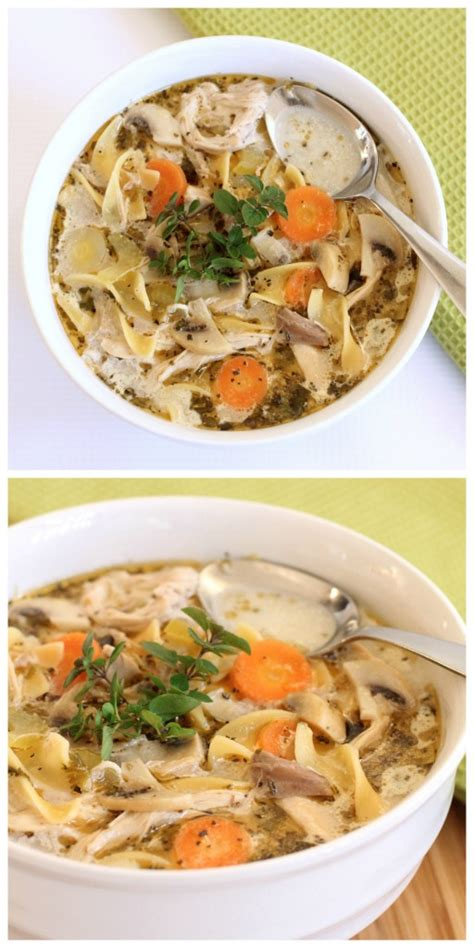 Great Chicken Soup by The Best Chicken Noodle Soup You Ll Eat Dabbles