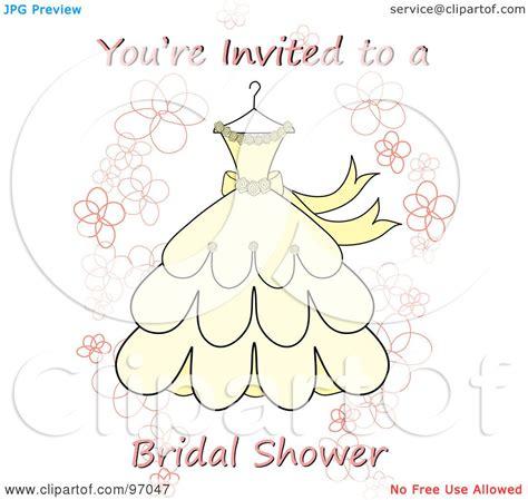 Free Clip Bridal Shower by Bridal Shower Border Clip 76