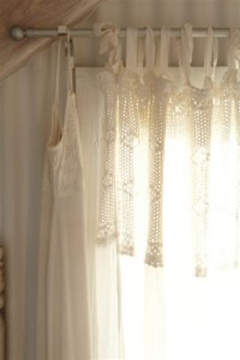 badezimmer spitzen rustikales badezimmer romantisch gestalten