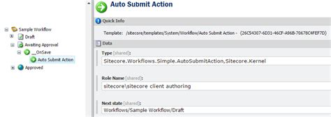 sitecore workflow sitecore workflow onsave command stack overflow