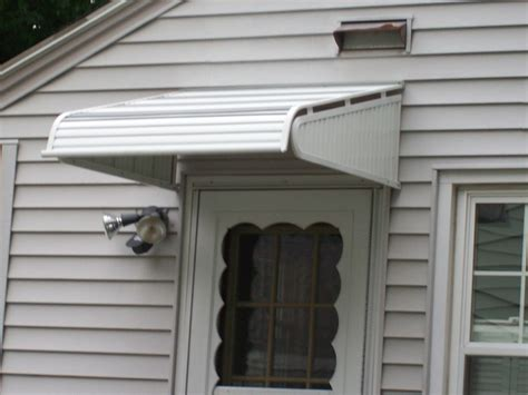 Door Awning by Awnings And Canopies Installed In Pittsfield Metal