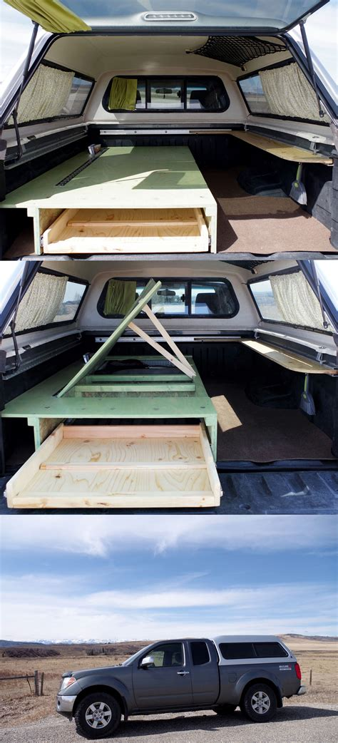 truck bed cing ideas mini truck cer truck canopy cer truck bed cer