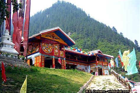 Home Asia by 18 Jiuzhaigou Valley Shuzheng Zone Tibetan House