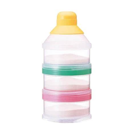 Wadah Bayi Lynea Milk Container Hijau jual pigeon milk powder container tempat bubuk bayi multicolor harga kualitas