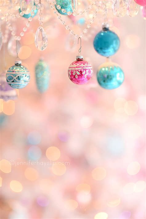 wallpaper girly christmas pastel ornament wonderland bokeh christmas photography