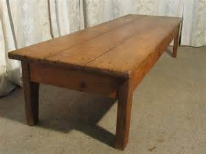 Rustic Farmhouse Coffee Table by Rustic Farmhouse Coffee Table Antiques Atlas