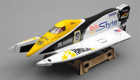 f1 tunnel boat for sale exceed formula 1 650mm electric powerboat almost ready to