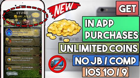 how to get in app purchases for free android new get in app purchases unlimited coins free no jailbreak comp ios 10 9 on iphone ipod