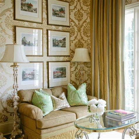 40 living room decorating ideas damask wallpaper damasks and 30 elegant and chic living rooms with damask wallpaper