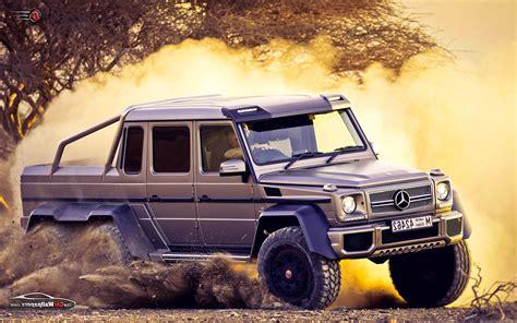 mercedes g class 6x6 mercedes benz g class gelandewagen 6x6 187 car wallpapers