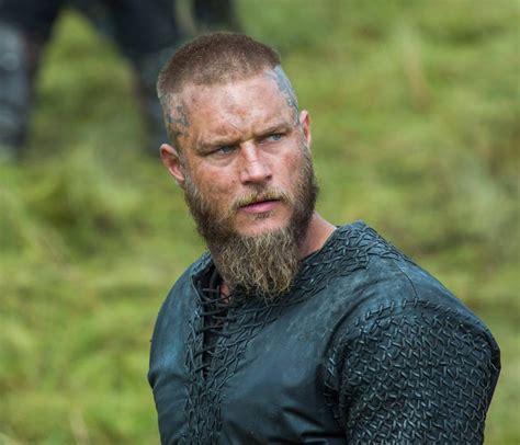 what happened to ragnar lothbroks hair vikings season 3 thursdays on history neogaf