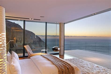 bedroom view 10 modern bedrooms with an ocean view