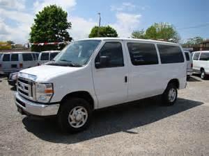 Ford econoline 12 passenger van for sale