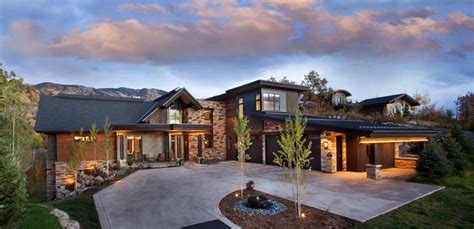 www home breathtaking contemporary mountain home in steamboat springs