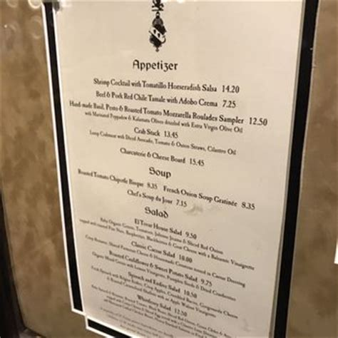 El Tovar Dining Room Menu by El Tovar Hotel 159 Photos 130 Reviews Hotels