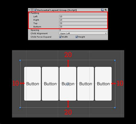 unity custom layout group unity ugui 原理篇 五 auto layout 自動佈局 arkai studio
