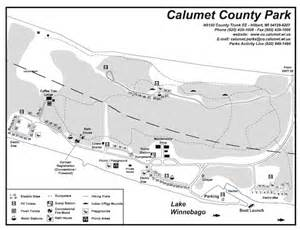 calumet colorado map calumet county parks reservations 187 cgrounds 187 calumet