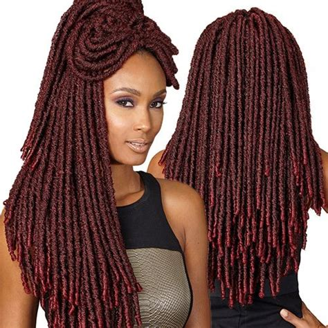 boss synthetic crochet braid bomba faux locs soul 3pcs 8 10 bobbi boss synthetic hair crochet braids faux locs style