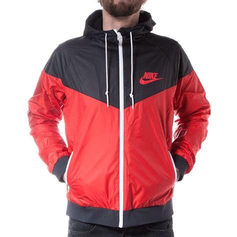Jaket Nike Windrunner Br nike windrunner jacket challenge black 544119 657 allike store hamburg