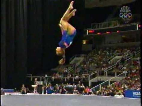 Best Gymnastics Floor by America S Best Tumblers Gymnastics Floor Montage