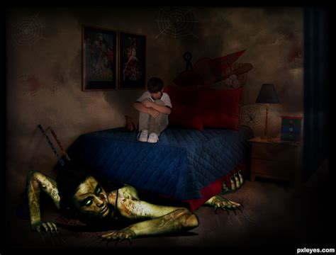 clown under bed evil clowns under the bed www pixshark com images