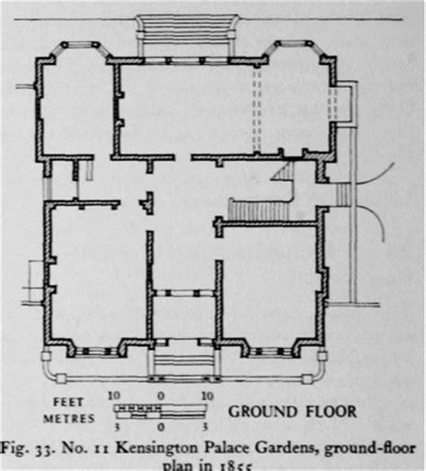 kensington palace floor plan the crown estate in kensington palace gardens individual