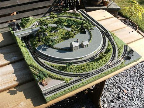 mdl layout diy model railroad shelf track plans wooden pdf free boat