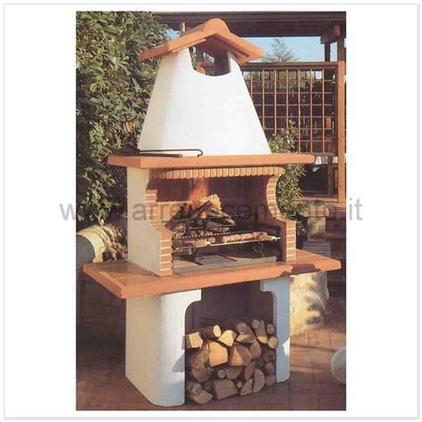 forni e barbecue da giardino in muratura barbecue a legna in muratura belgio cm150x75x220h completo