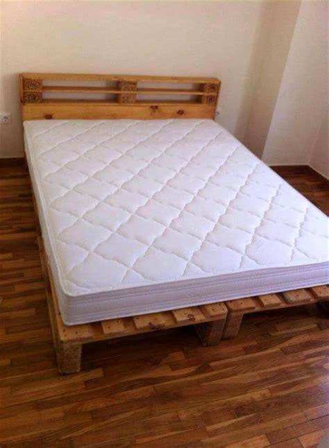 pallet bed frame 10 ideas about pallet bed frames 99 pallets