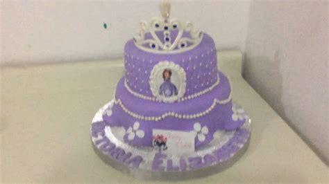 imgenes de tortas princesa sofa valery cakes torta princesa sofia youtube