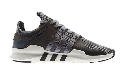 Sneakers Sepatu Adidas Eqt Support Adv Grey Premium Original adidas eqt support adv primeknit burgundy grey sneakerfiles