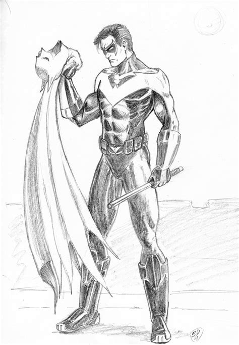 Sketches Synonym by List Of Synonyms And Antonyms Of The Word Nightwing Sketches