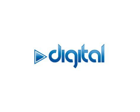 logo design digital logo design entry number 154 by elfalab digital logo contest