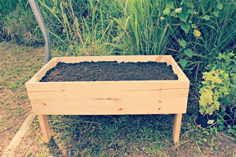 How To Make Your Own Raised Garden Bed Large And How To Make A Raised Vegetable Garden Bed