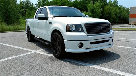 f150 saleen wheels 2007 f150 fx2 supercab with saleen wheels f150online forums