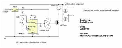 dual transistor flyback driver high voltage power supplies pocketmagic