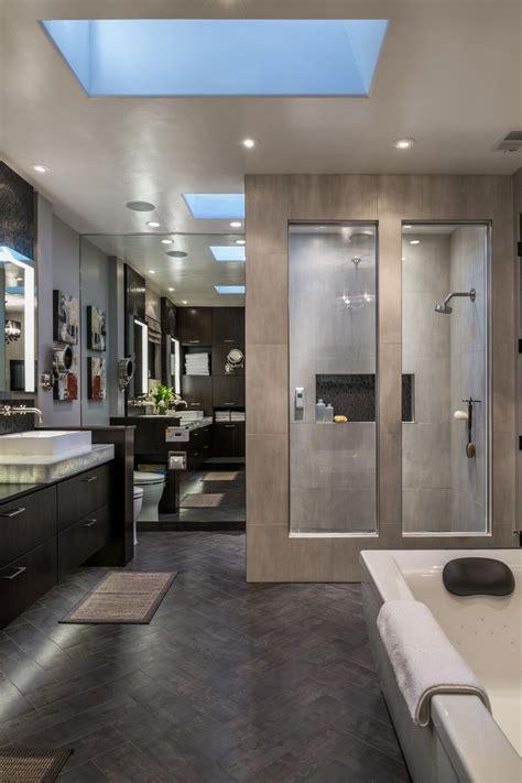 modern master bath bathroom design photos hgtv