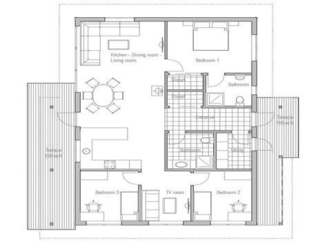 unique small house floor plans small affordable house plans cute small unique house plans