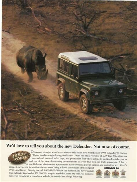 vintage land rover ad land rover ad rovers pinterest