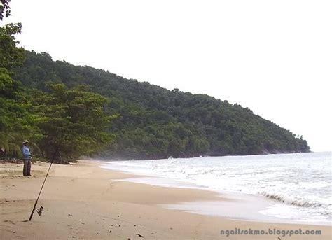 Joran Pancing Pantai persediaan pancing pantai ngail sokmo