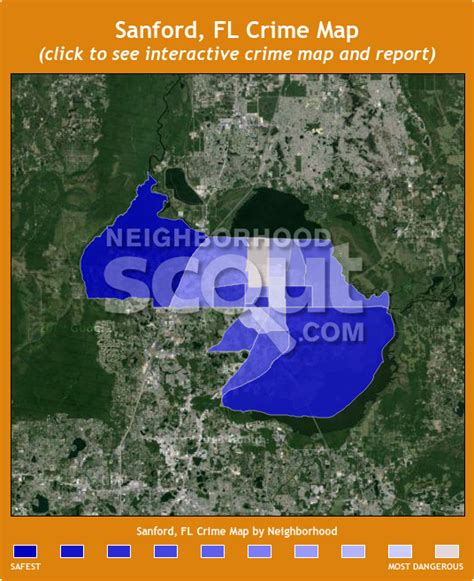 sanford florida map sanford fl crime rates and statistics neighborhoodscout